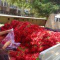 これが中国で見かける日常!激辛トラックの訪問販売