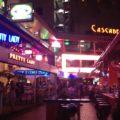 バンコク夜遊び初心者ガイド、テーメーカフェを楽しむ