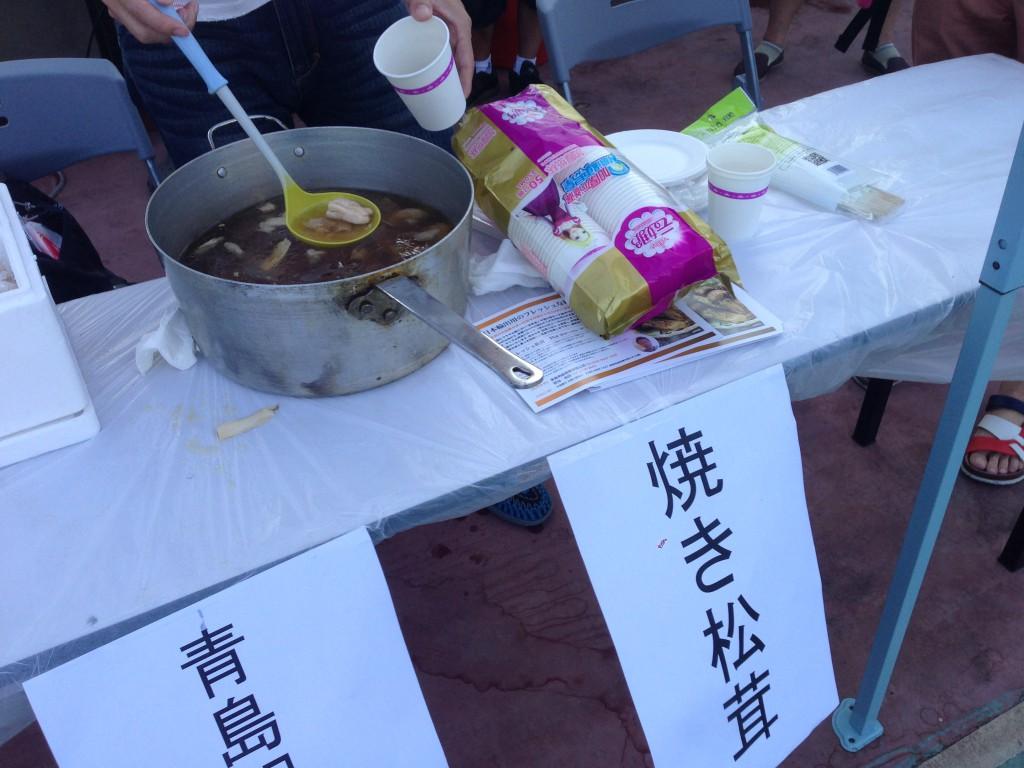 青島(中国)日本人会納涼祭