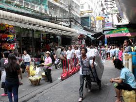 タイ・バンコクで海外就職・転職事情