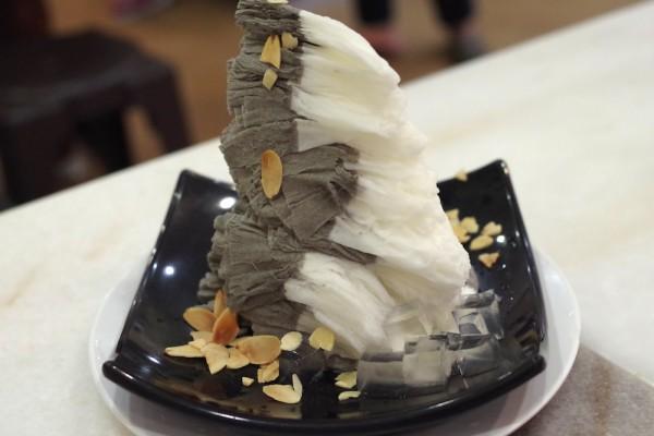 シンガポール・美味しいフワフワかき氷