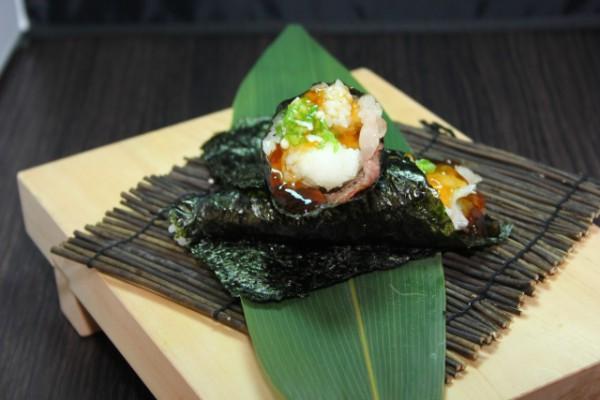 留学生活で喜ばれた料理手巻き寿司