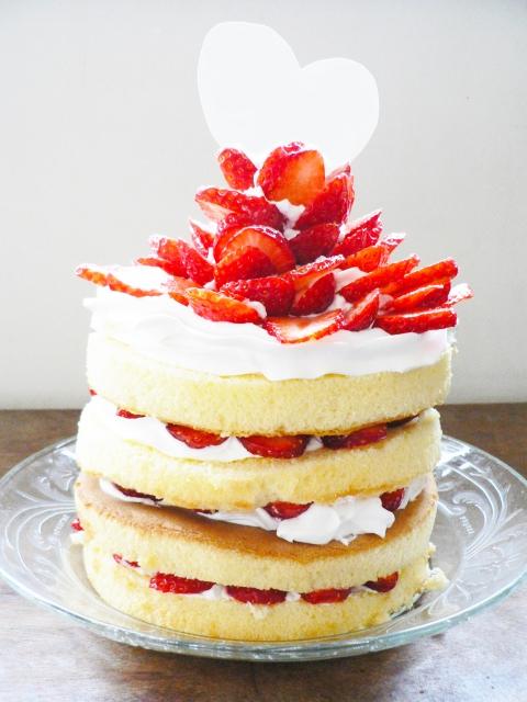 巨大ケーキ