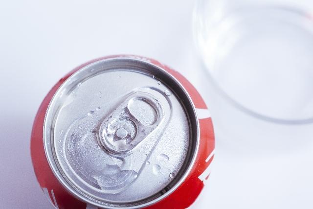 アメリカの食生活は常に炭酸飲料
