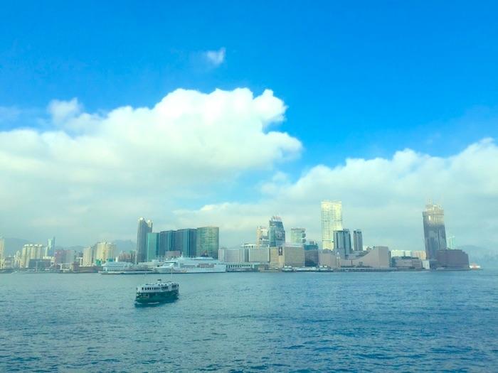 香港のフェリー