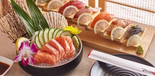 本場の日本料理店をタイの都心部で開く