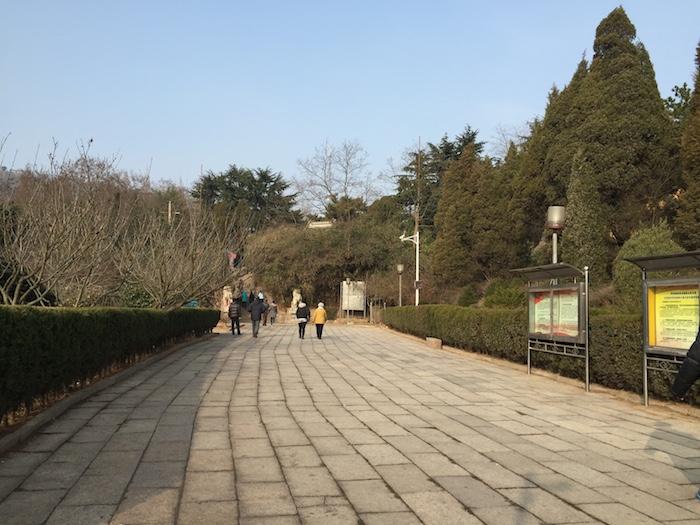 中国青島湛算山寺