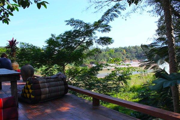 ラオス・世界遺産の町ルアンパバーンのユートピア