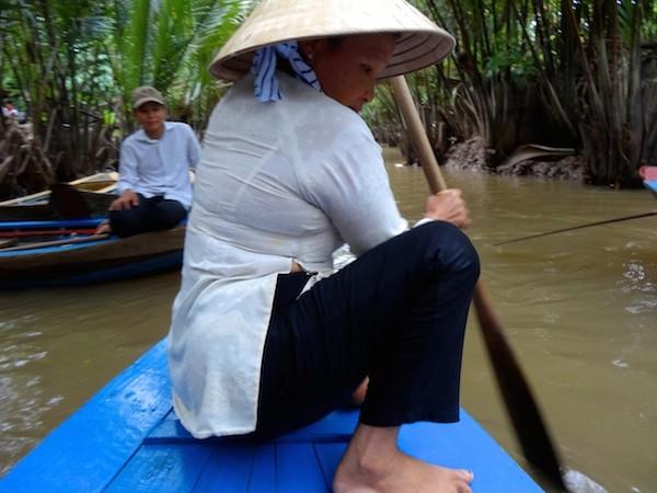 メコン川の水先案内人