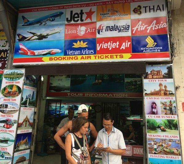ベトナムのメコンデルタツアー会社