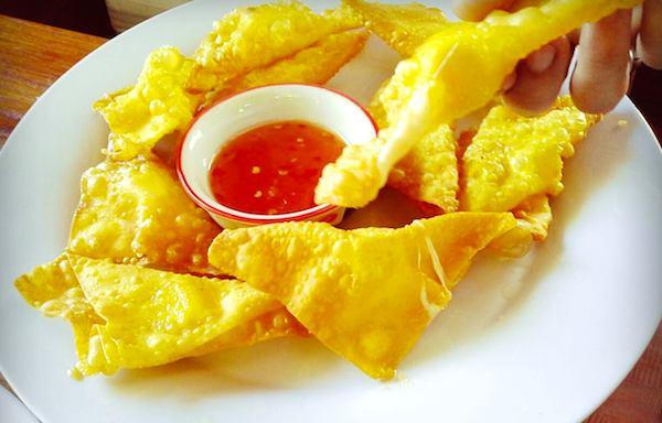 バンコク郊外の地方料理ルーグシン