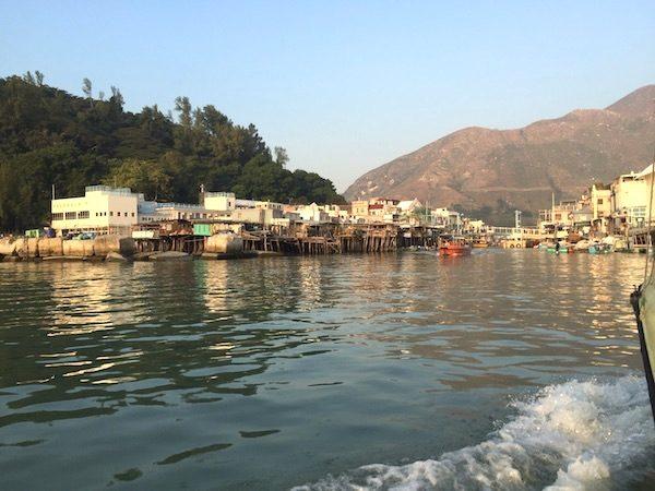 香港はもともと漁村だった