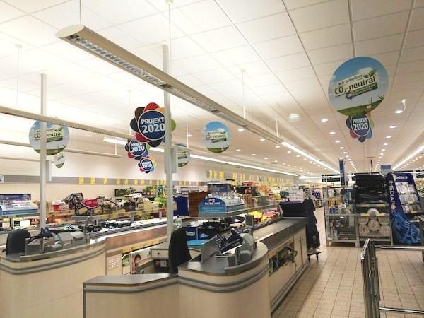 スーパーマーケットのホッファー(HOFFER)