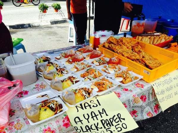 一度は食べたい!マレーシア料理はアジアを総MIXさせたおすすめの食べ物