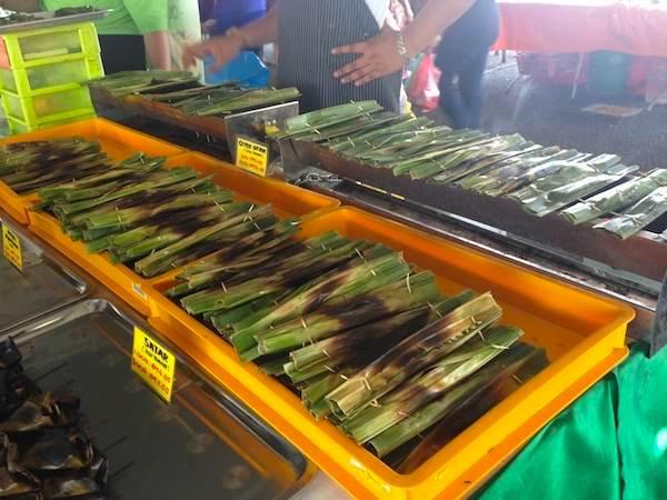 マレーシアの家庭料理