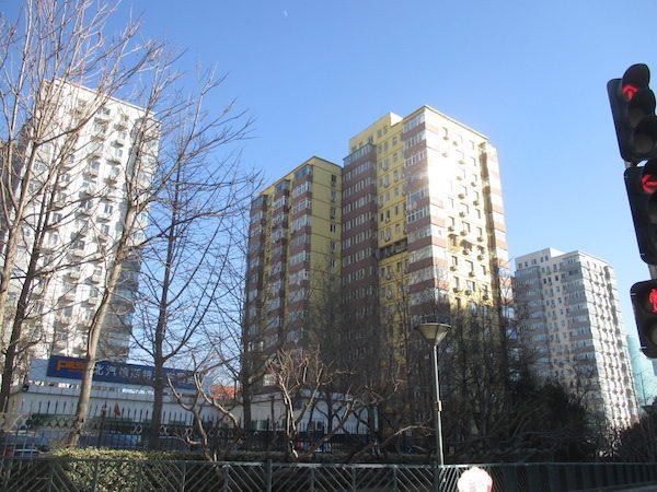 北京で生活