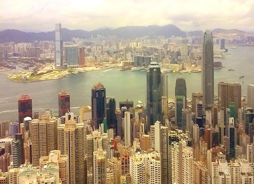 香港での求人
