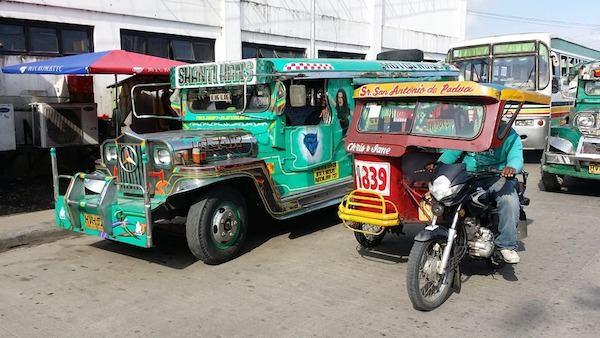 セブでのタクシーの乗り方