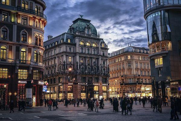 オーストリア・ウィーン