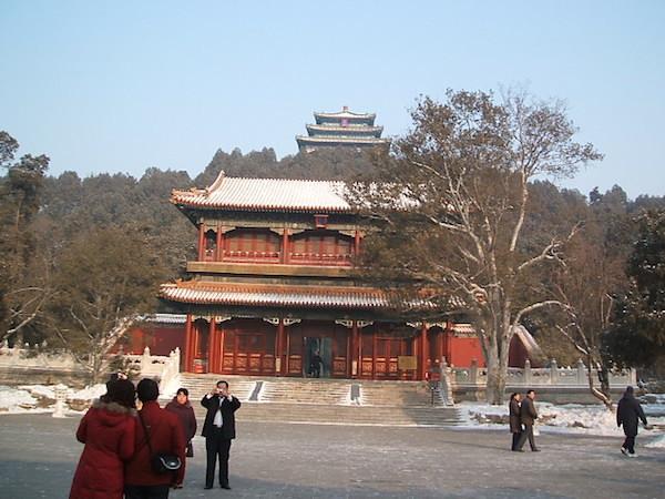 景山公園(故宮)