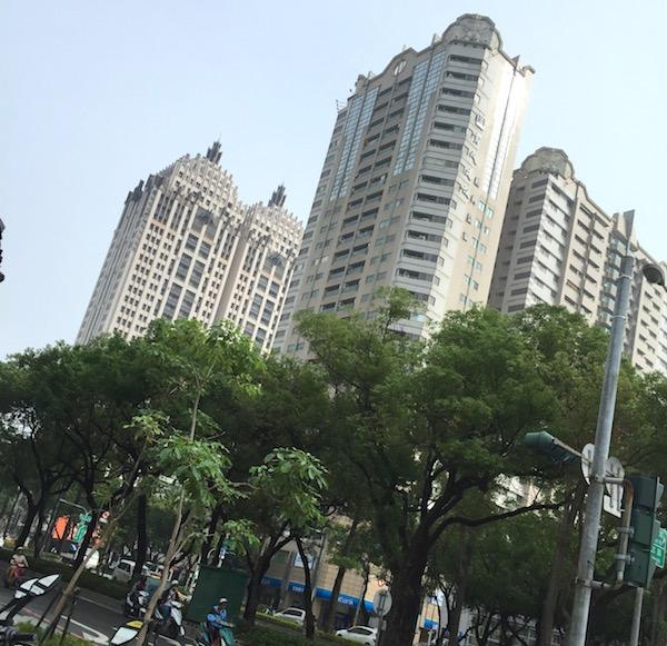 台湾高雄のマンション