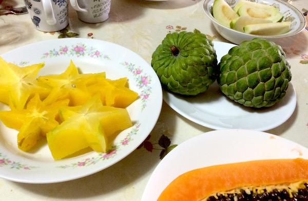 台湾のフルーツ(水果)