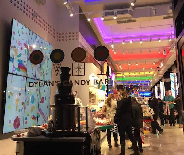 ニューヨークのお土産Dylan's Candy Barのチョコレート