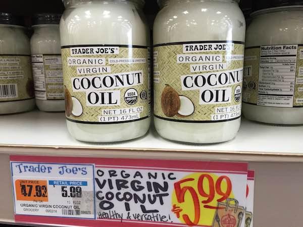 ニューヨークのお土産オーガニックココナッツオイル