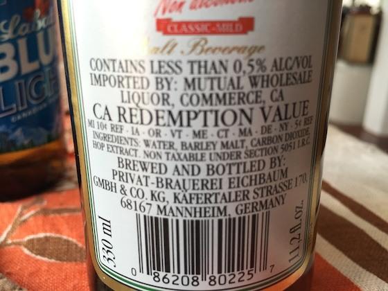 アメリカの空瓶を換金してくれる州
