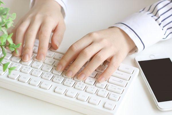 パソコンを使う仕事
