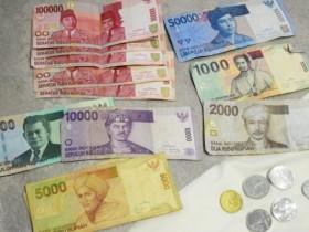 インドネシアの銀行口座