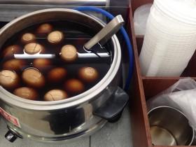 茶葉蛋:台湾流煮卵