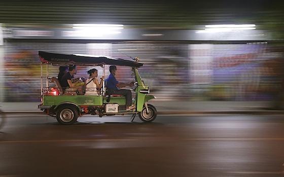 タイは交通費が安い