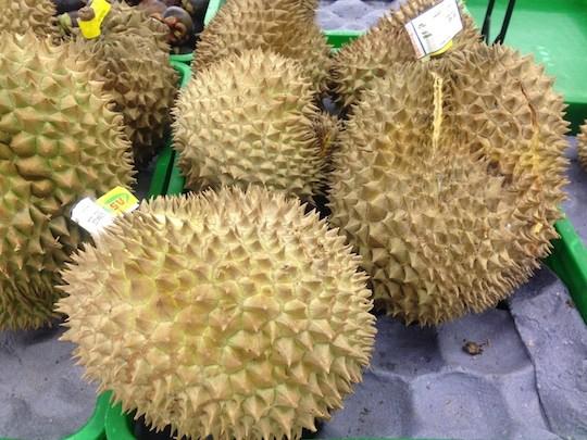ドリアン・コーヒー(Kopi Durian)