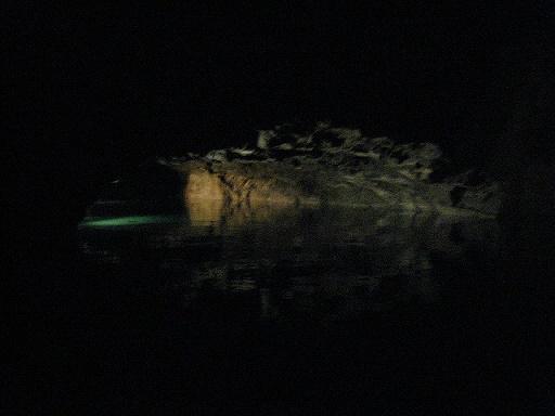 地底湖ゼーグロッテ(Seegrotte)