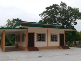 タイの住宅