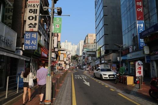 韓国の物件