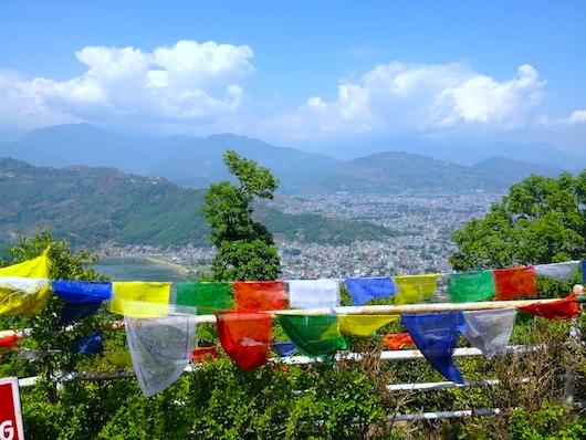 ネパールの絶景