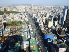 韓国の銀行口座