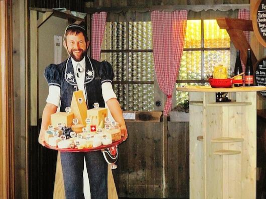 スイスのおすすめ家庭料理
