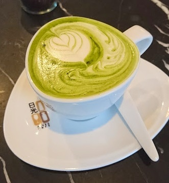 nikkocafeeの抹茶ラテ