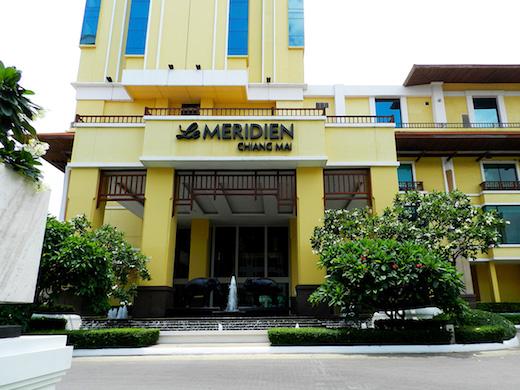 ホテル : Le Meridien