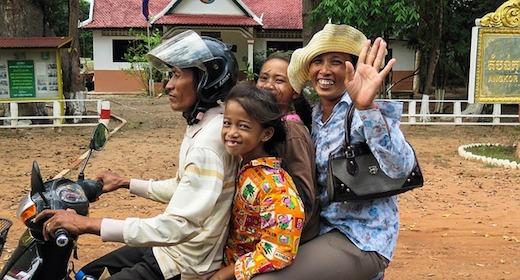 大学を出てすぐ新卒の私がカンボジアで生活することを選んだ理由