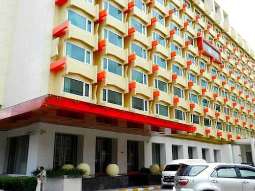 ホテル:Dusit D2 Chiang Mai Hotel
