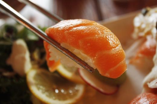 日本食のレストラン