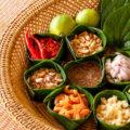 思わずくせになる?北タイの代表的な伝統料理「ミアンカム」が美味い