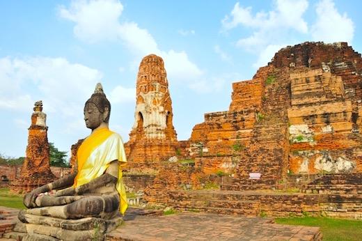 セブからバンコクへ旅行