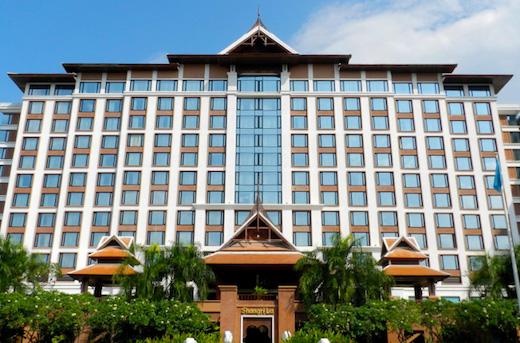 ホテル : Shangri-La Hotel
