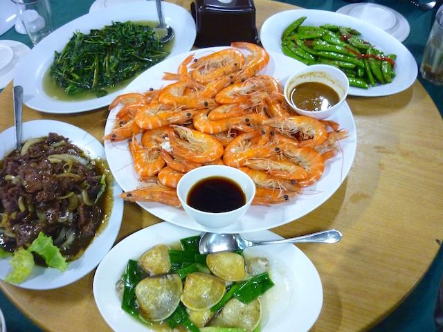 GAYANG Seafood Restaurant(ガヤンシーフードレストラン)