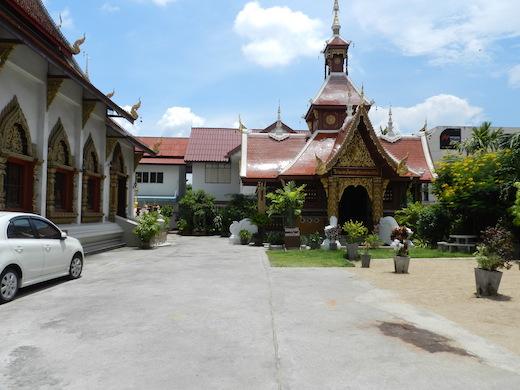 ワットドークカム(Wat Dok Kham)